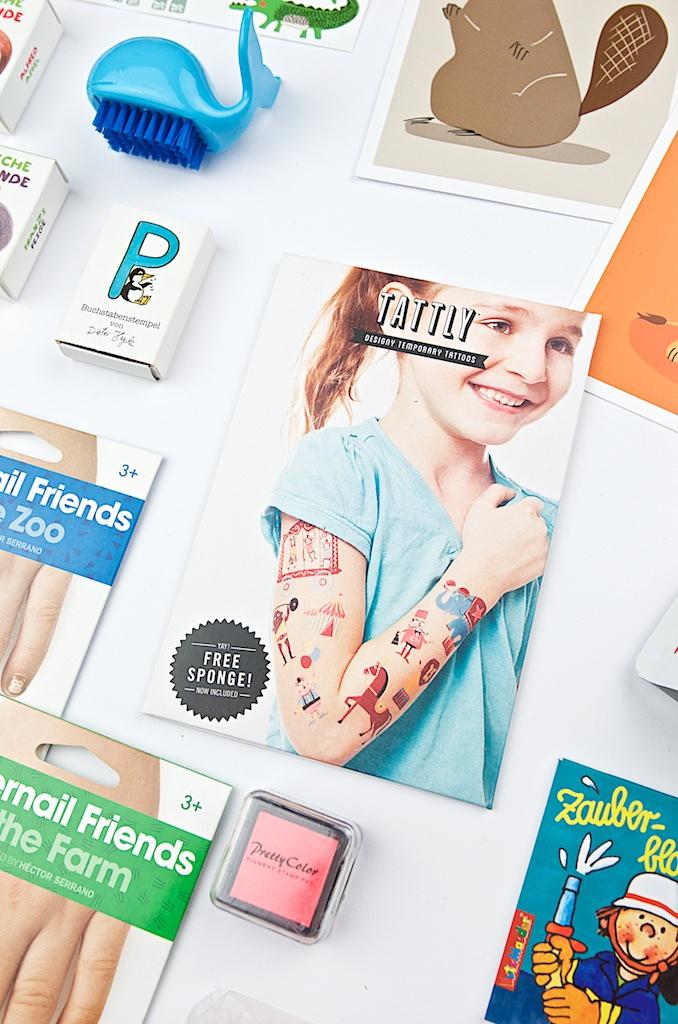 Adventskalender für Kinder - Das kommt rein | Pinkepank