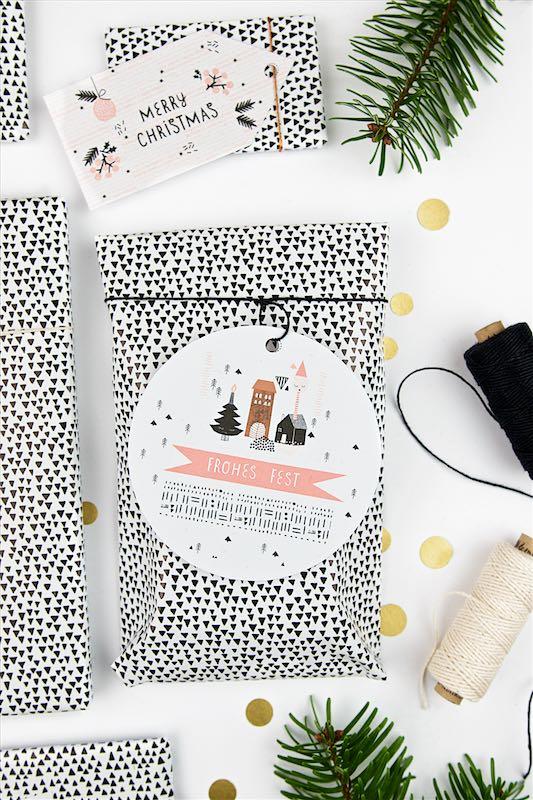 Gift Tags Geschenkanhänger Weihnachten Free Printable | Pinkepank (5)