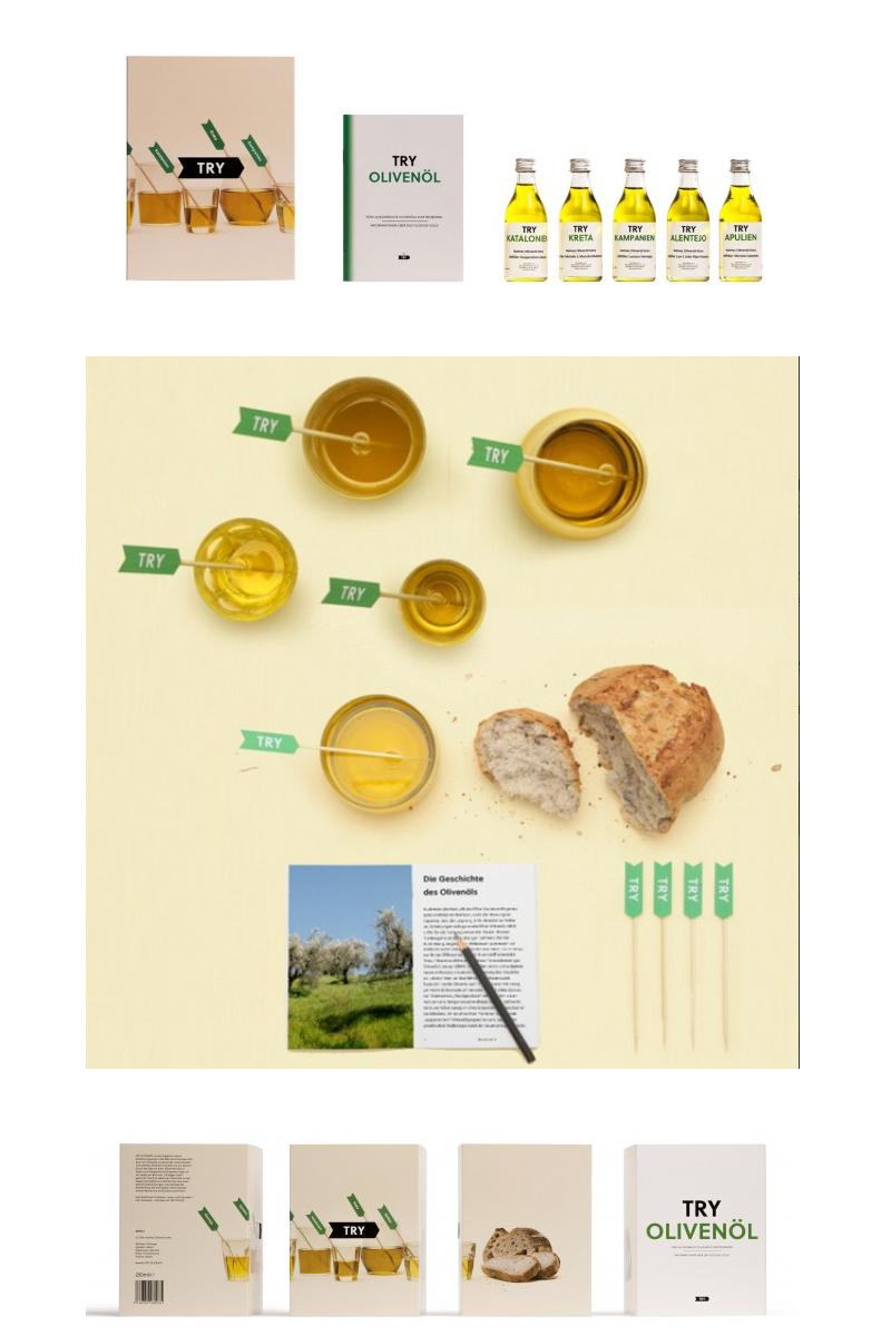 Tryfoods Olivenöl | Pinkepank