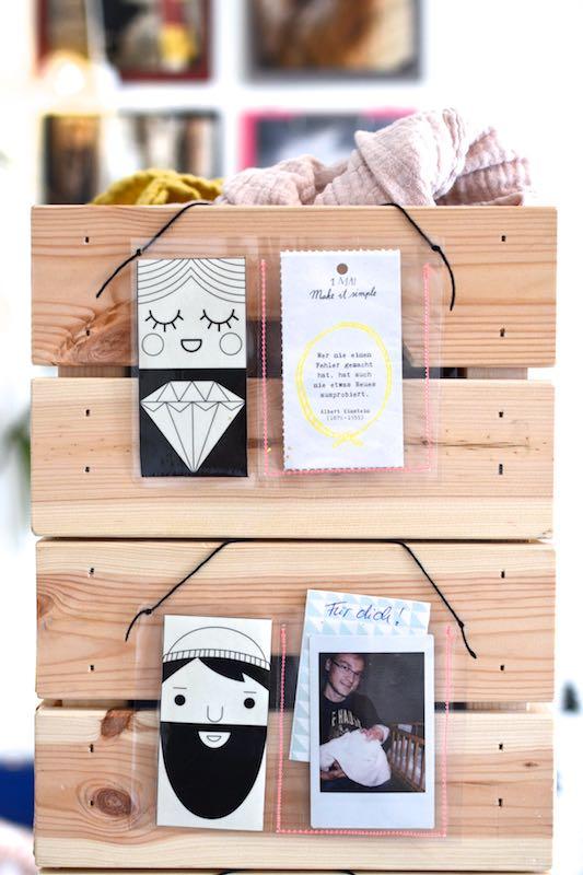DIY laminierte Bilder mit Tasche | Pinkepank (10)