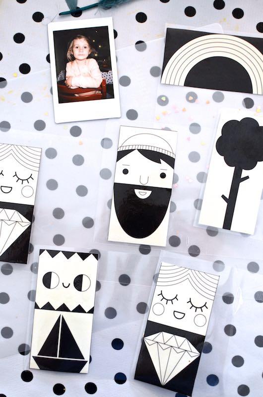 DIY laminierte Bilder mit Tasche | Pinkepank (4)