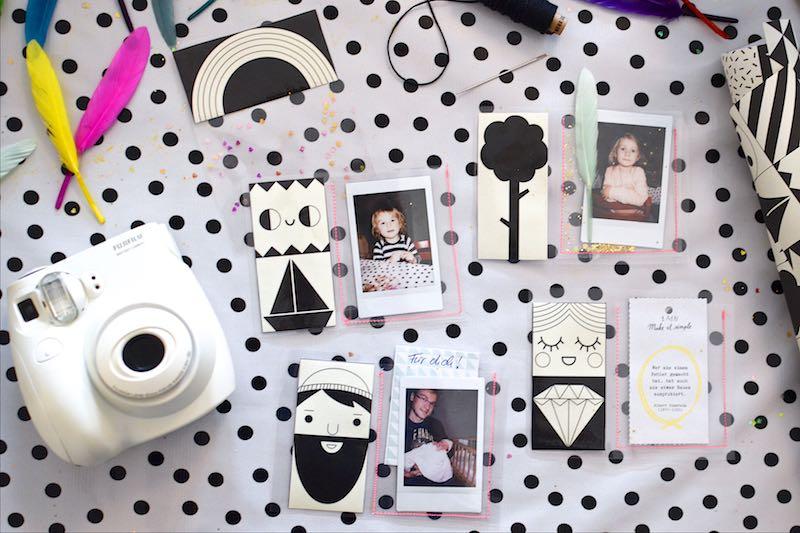 DIY laminierte Bilder mit Tasche | Pinkepank (6)