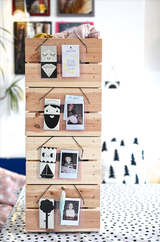 DIY laminierte Bilder mit Tasche | Pinkepank (9)