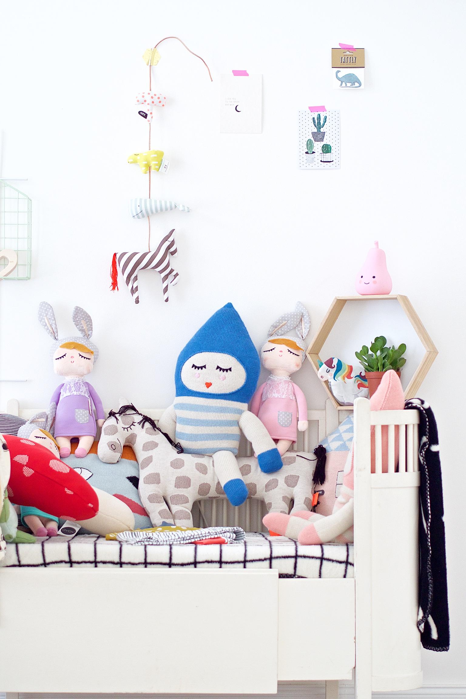 Kinderbett Kili - Pinkepank der Laden