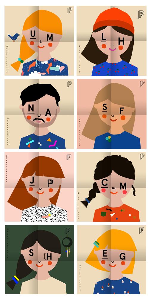 Profile Picture Playground - Ein digitales Ich