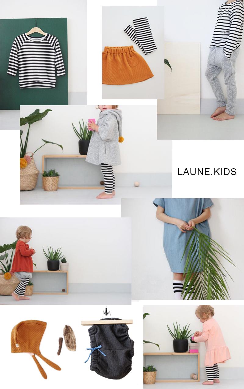 laude-kids Lässige Bio-Mode für Kinder