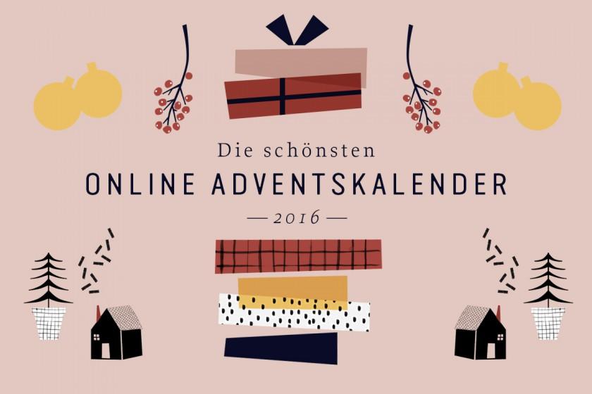 Die schönsten Online Adventskalender 2017