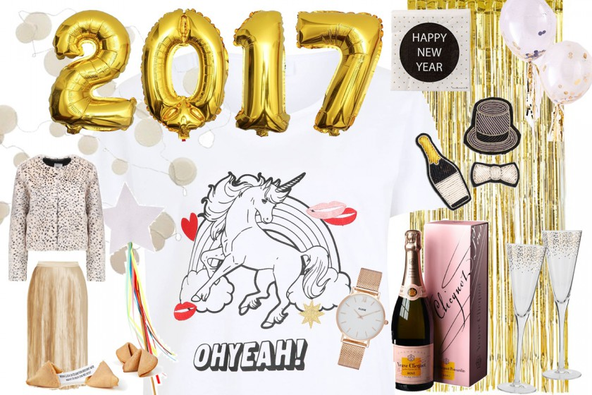 Silvester Outfit 2017