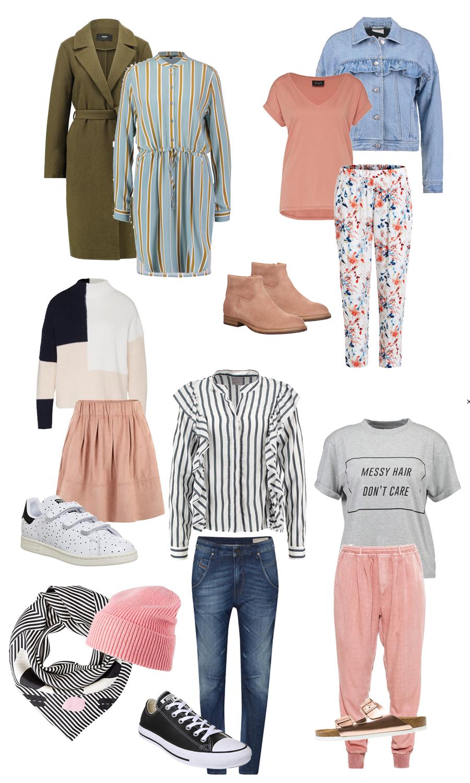 Shop My Style - Frühlingsoutfits im PinkepankStyle