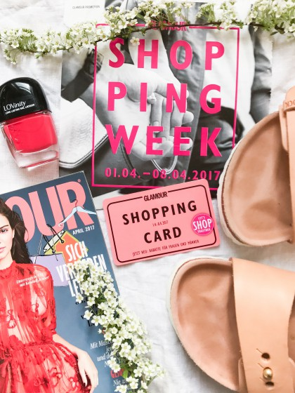 Glamour Shopping Week 2017 Favoriten
