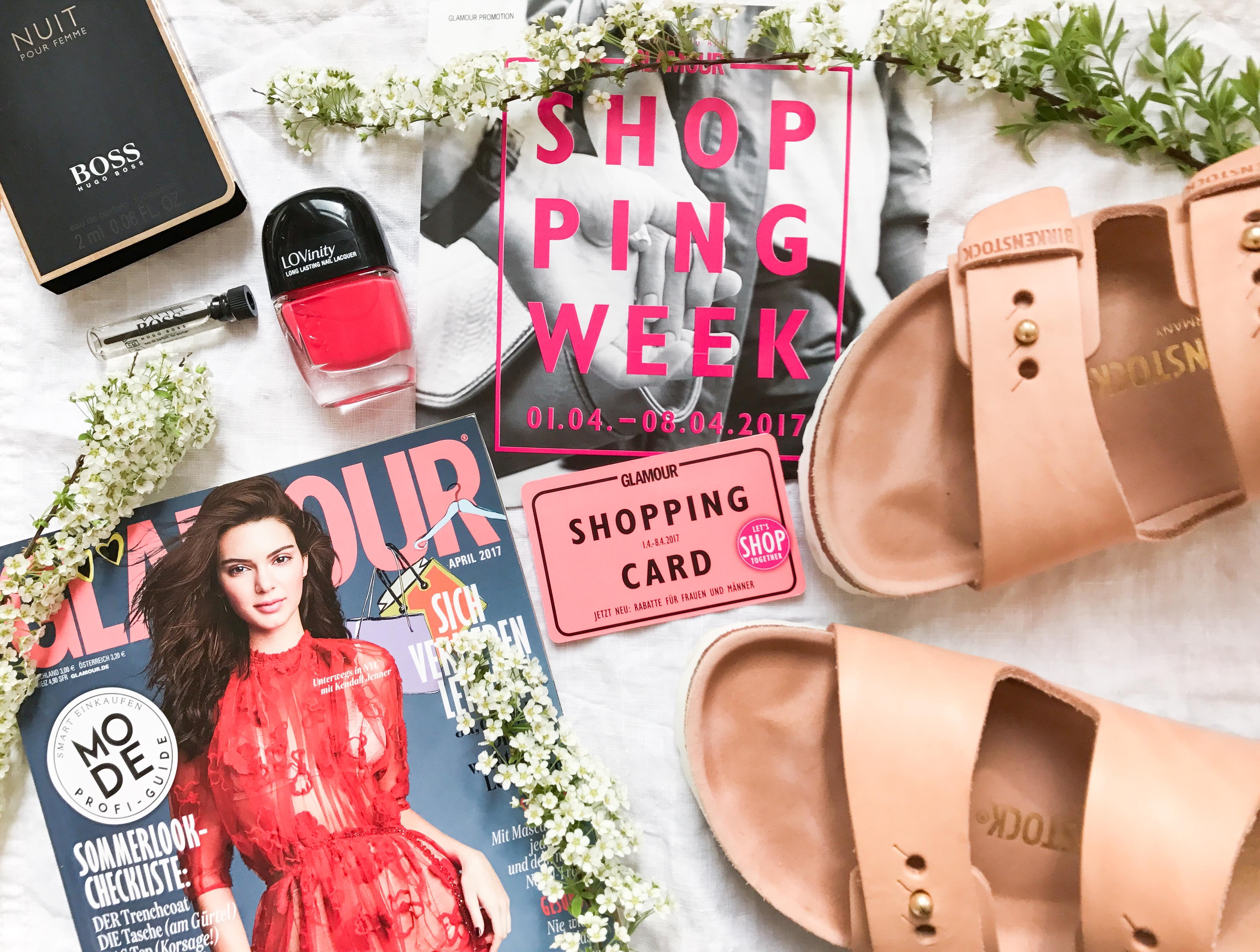 Glamour Shopping Week 2017 Favoriten