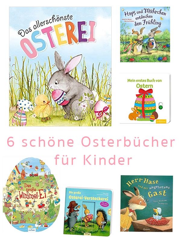 Osterbücher für Kleinkinder