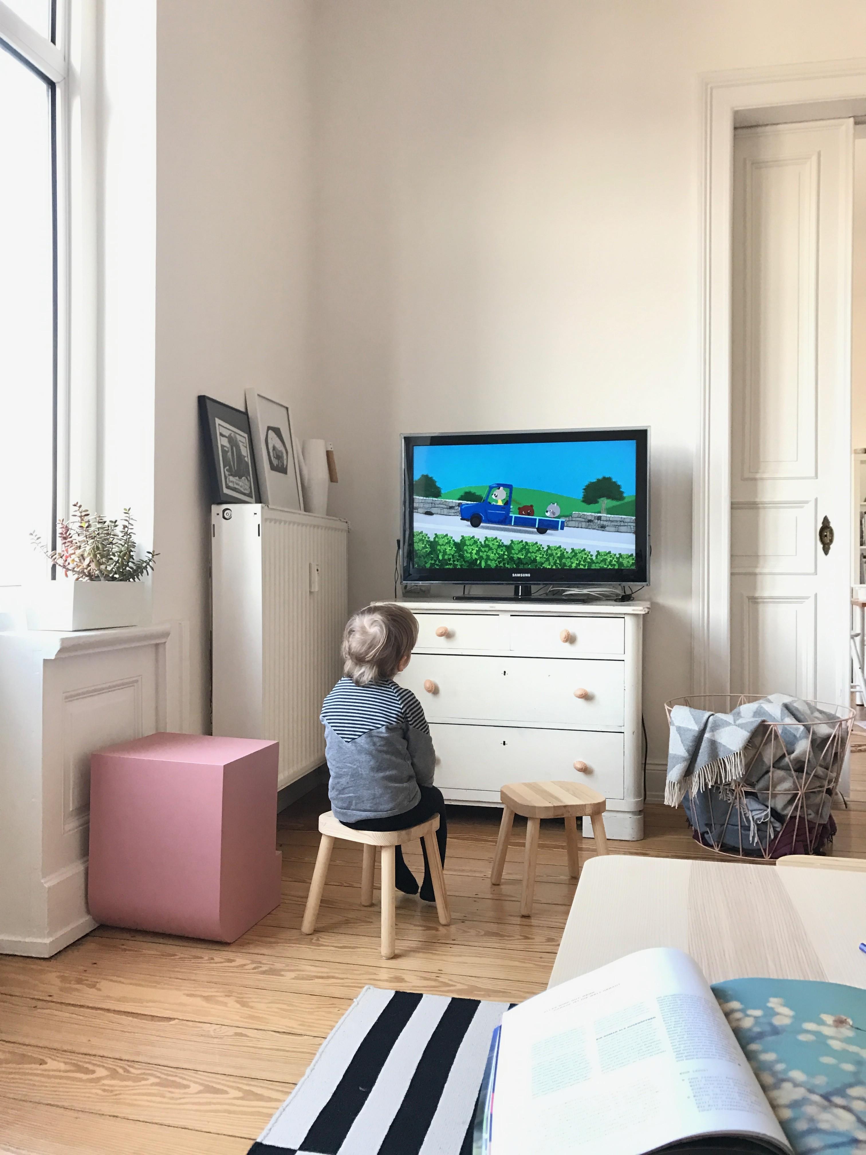 Dürfen Kinder fernsehen? Mediennutzung von Kindern mit Netflix