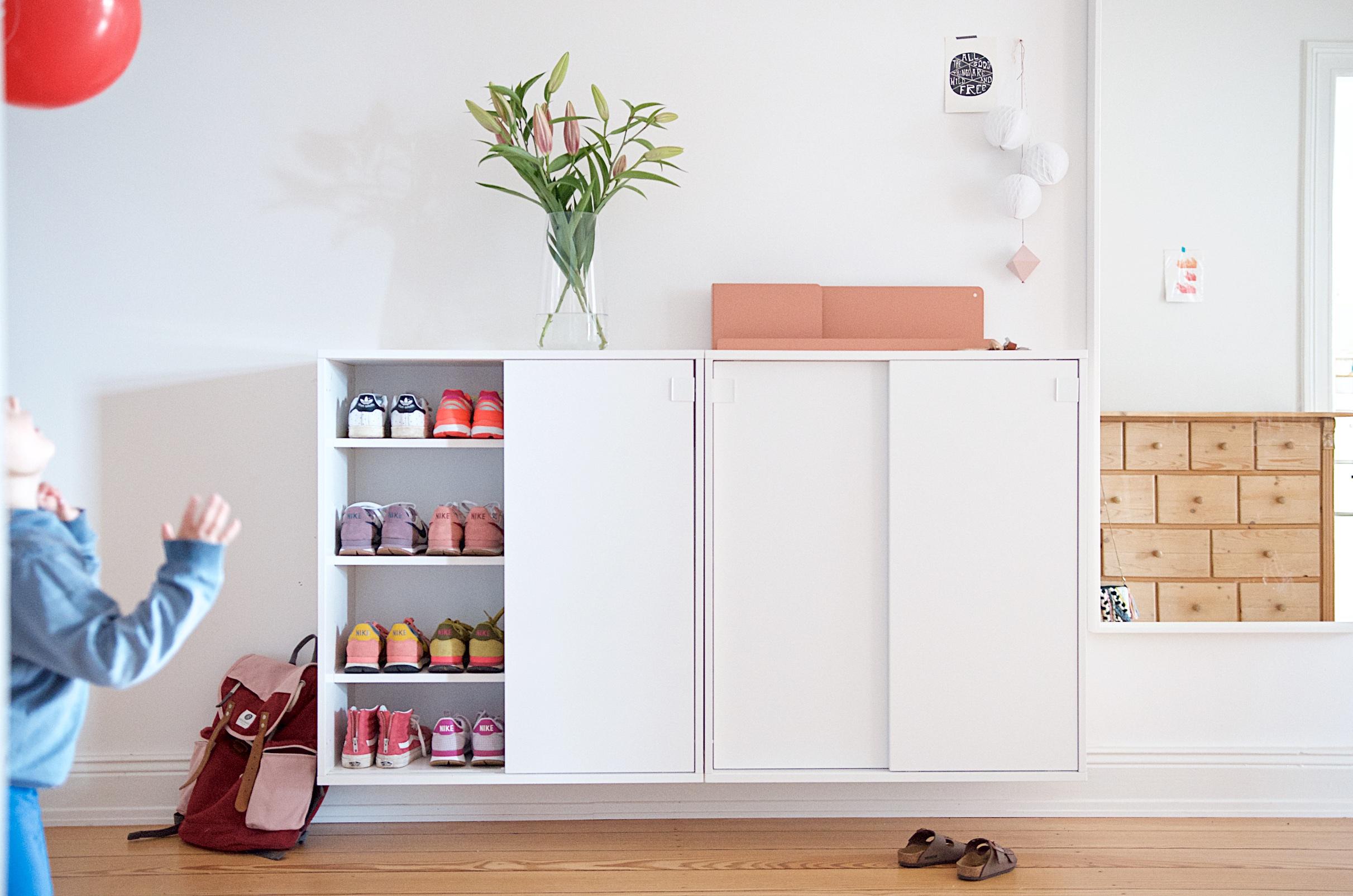 Schuhschrank Mackapär von Ikea