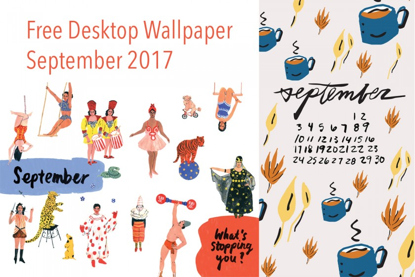 Desktop Wallpaper September 2017