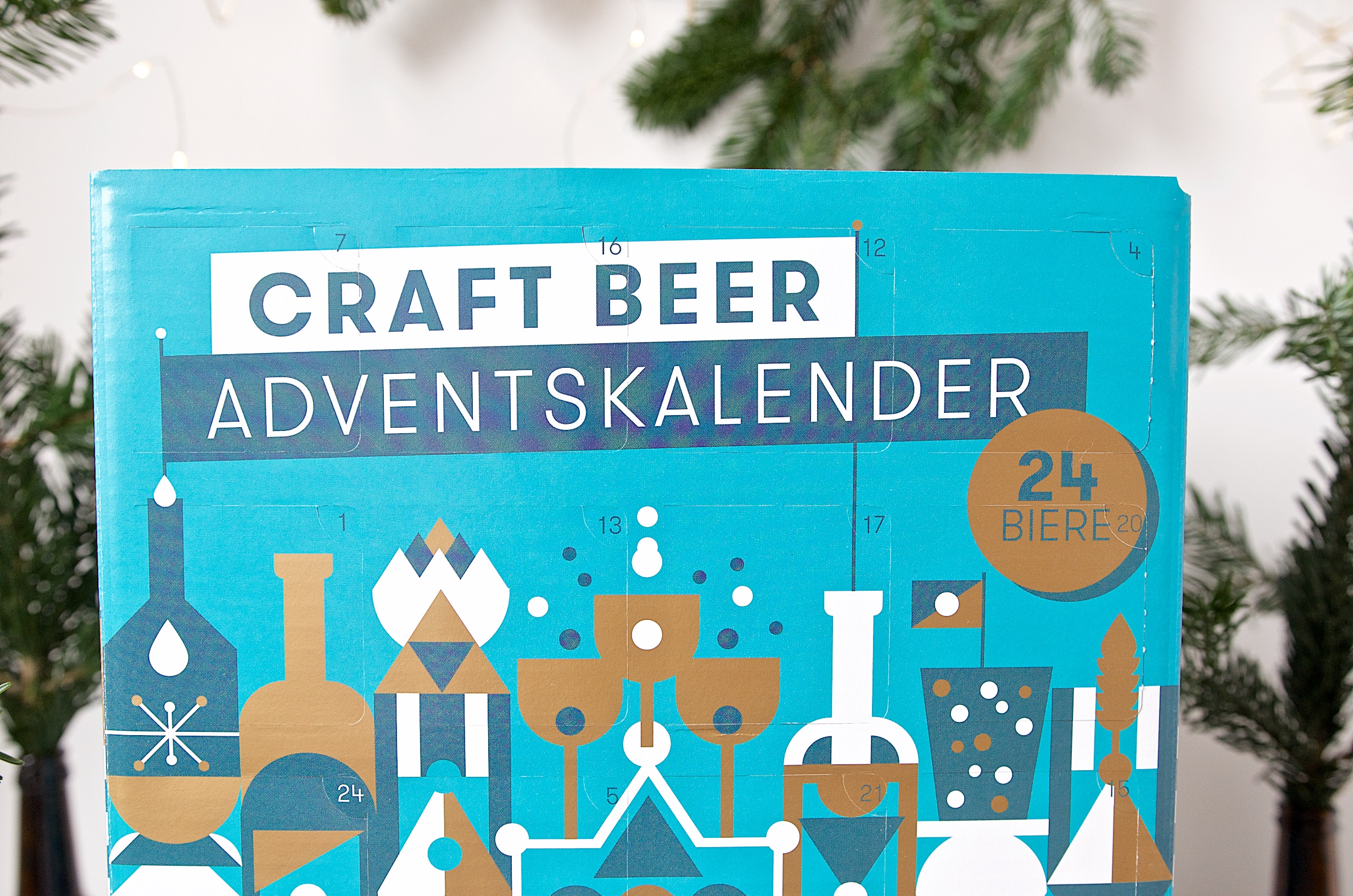 craft beer adventskalender von beyond beer perfekt f r m nner. Black Bedroom Furniture Sets. Home Design Ideas