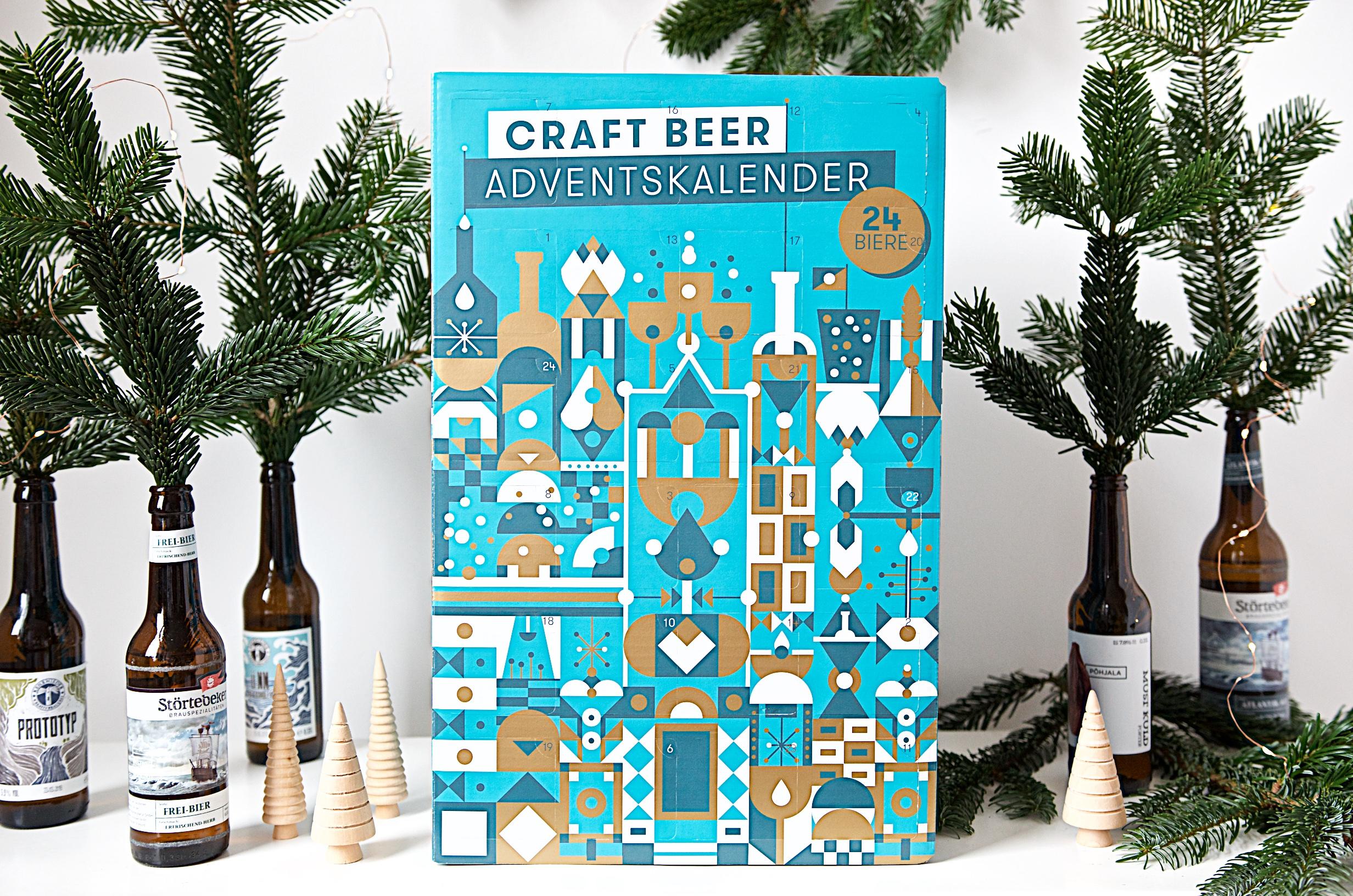 craft beer adventskalender von beyond beer perfekt f r m nner und bierliebhaber pinkepank. Black Bedroom Furniture Sets. Home Design Ideas