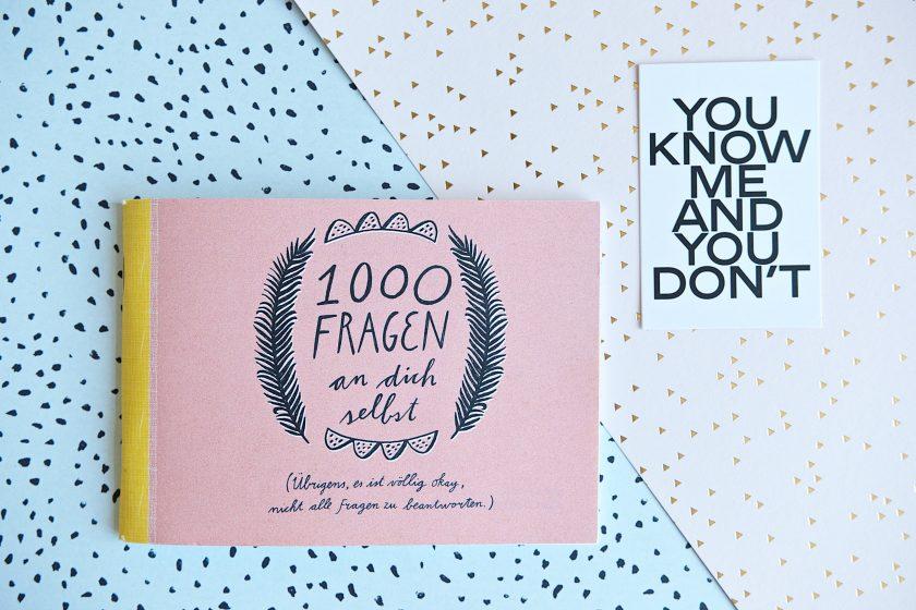 1000 Fragen an dich selbst - mehr Selbstfürsorge im Mama-Alltag (3)