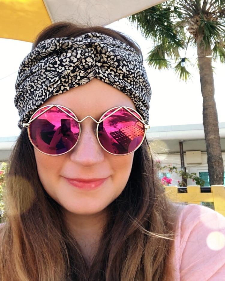 Schwanger am Strand - PinkepankStyle Florida Edition
