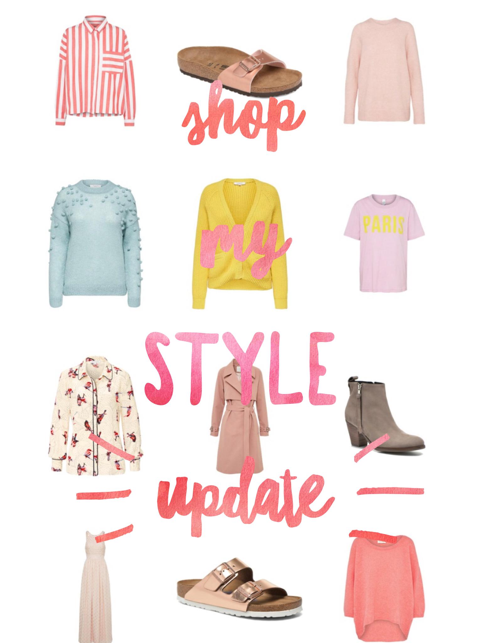 Shop my style - die schönsten Frühlingsteile im PinkepankStyle