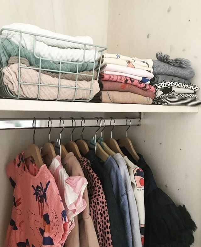 Kids Style von what_eva_loves - Tipps für die Organisation im Kinderkleiderschrank