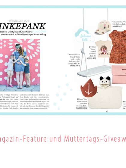 Muttertags-Giveaway Kleines Karussell