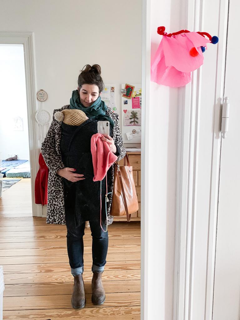 #wasfürunszählt Pampers Kampagne für mehr Zusammenhalt unter Eltern - Tragebaby
