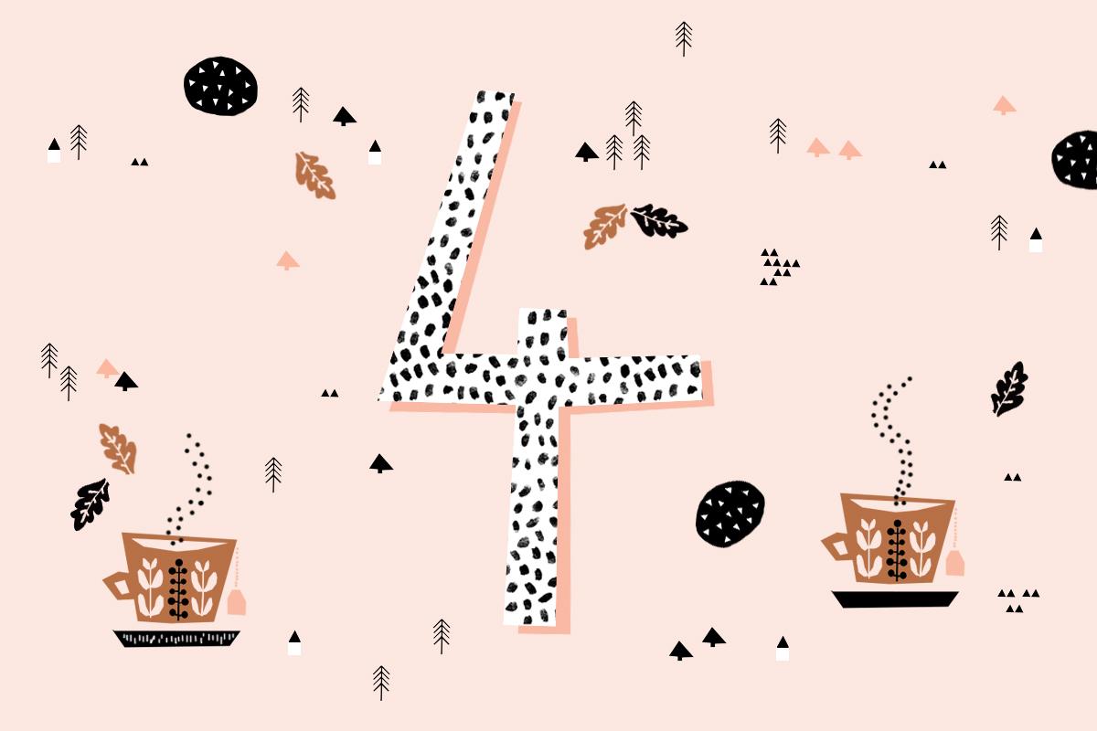 Adventskalender 2015 Ava & Yves | Pinkpepank