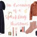 A sparkling Christmas Outfit mit Stine Goya