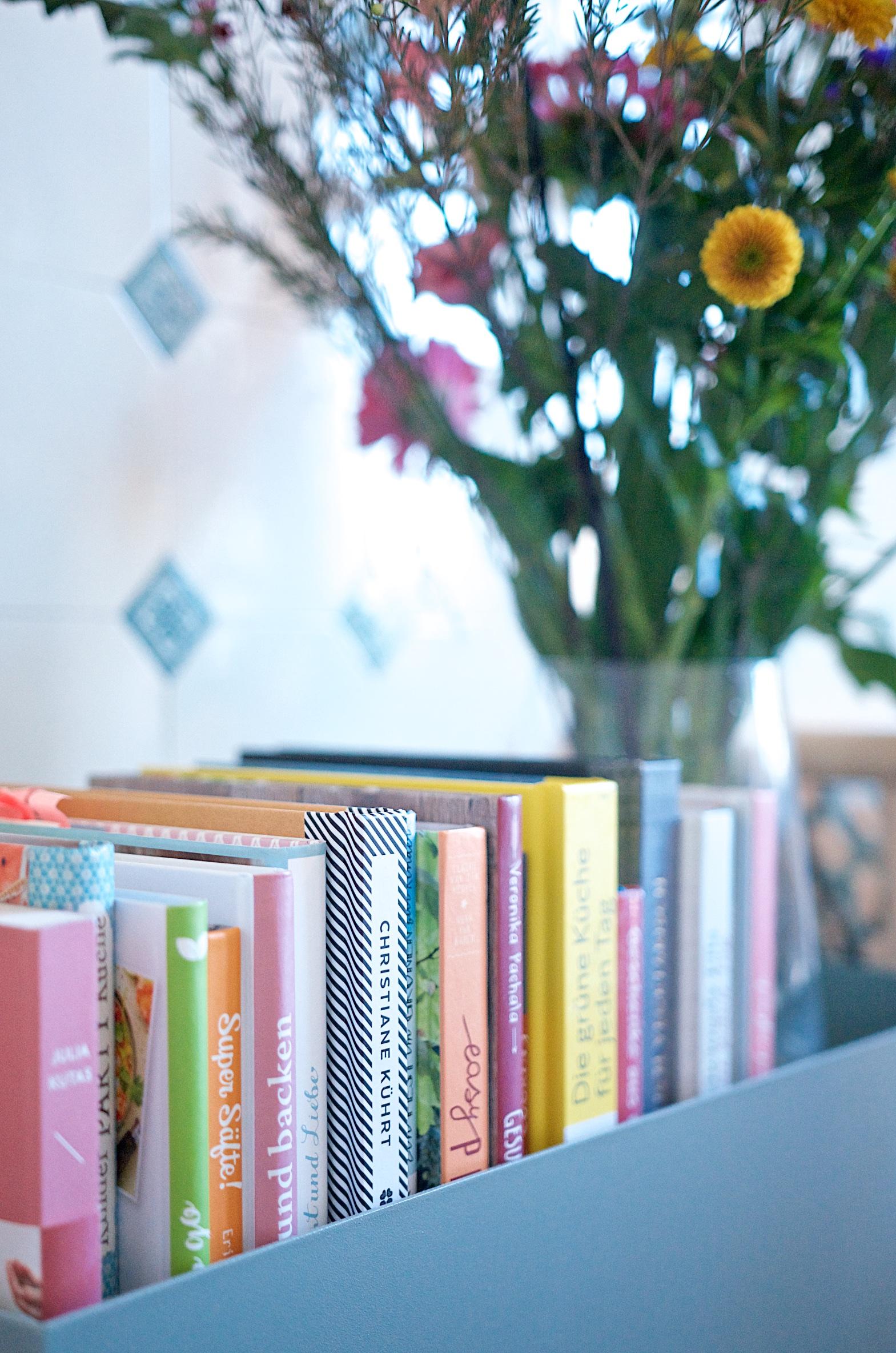Meal Prep mit Free Printable Wochenplan - meine liebsten Kochbücher im Planter von Ferm Living