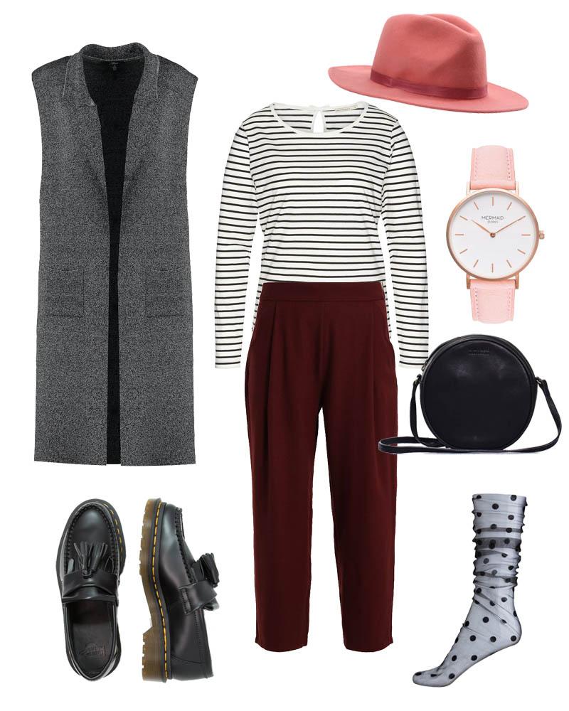 PinkepankStyle mit Longweste und Hut