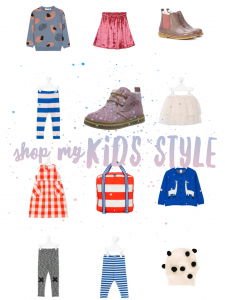 Shop my kids style