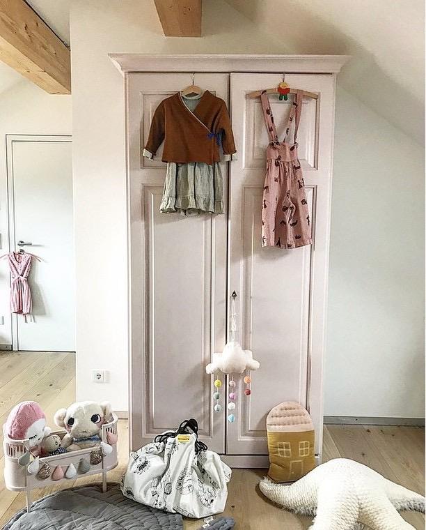 Lasst uns luschern - in den Kinderkleiderschrank von what_eva_loves