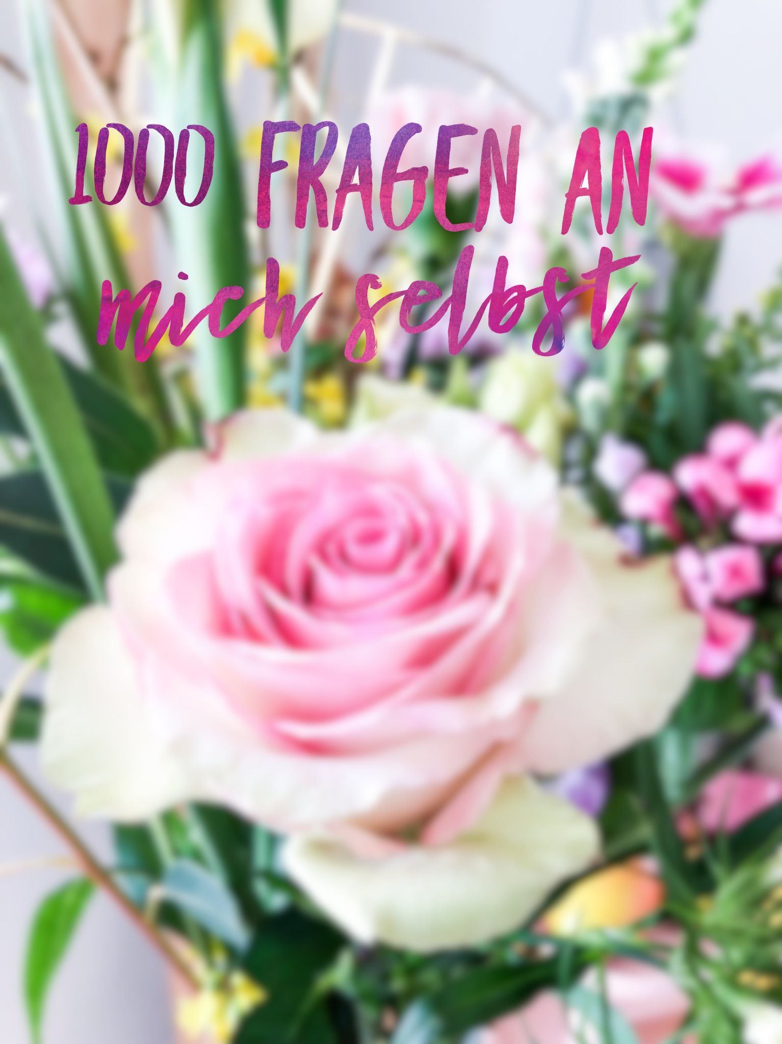1000 Fragen an mich selbst - Selbstfürsorge und Selbstfindung im Mama-Alltag