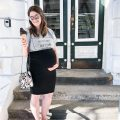 Free your legs - Style the bump