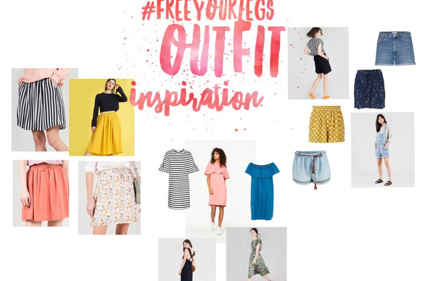 Free your legs Outfit Inspiration