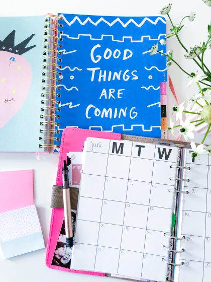 Good things are coming - Juni