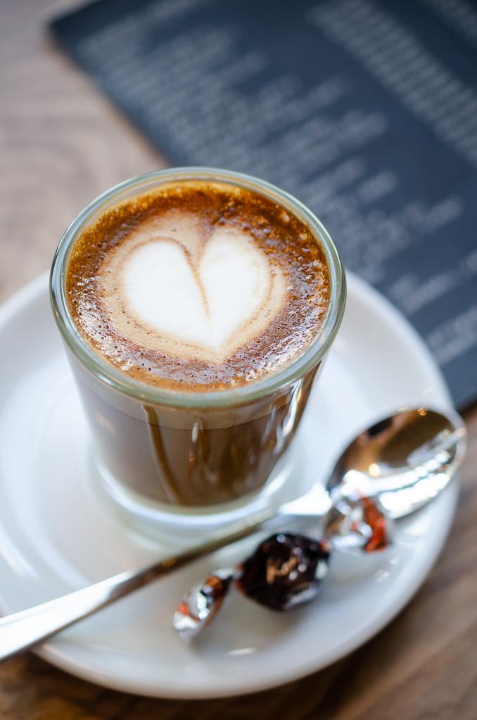 Kaffee trinken in Hamburg - unbedingt in der Kaffeerösterei Elbgold | Hamburg Tipp
