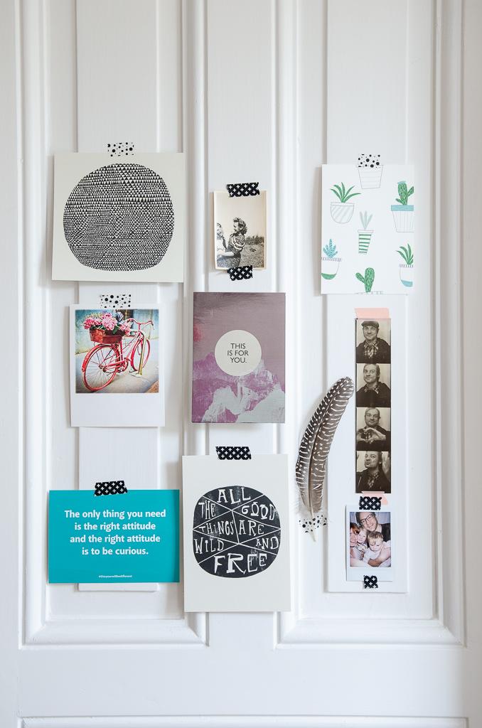 Fotos und Postkarten