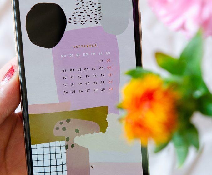 Free Desktop Wallpaper September 2018