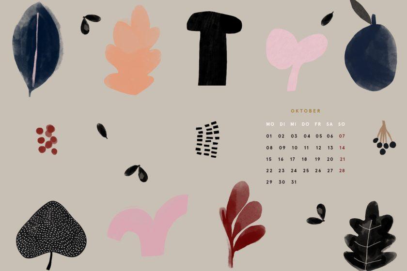 Free Desktop Wallpaper Oktober 2018