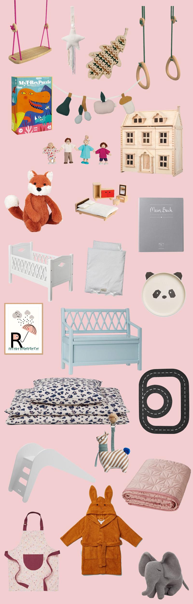 24 Geschenk Ideen Für Kinder Von Kleines Karussell Pinkepank