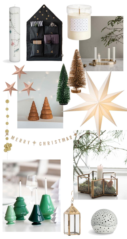 Advents- und Weihnachtsdeko