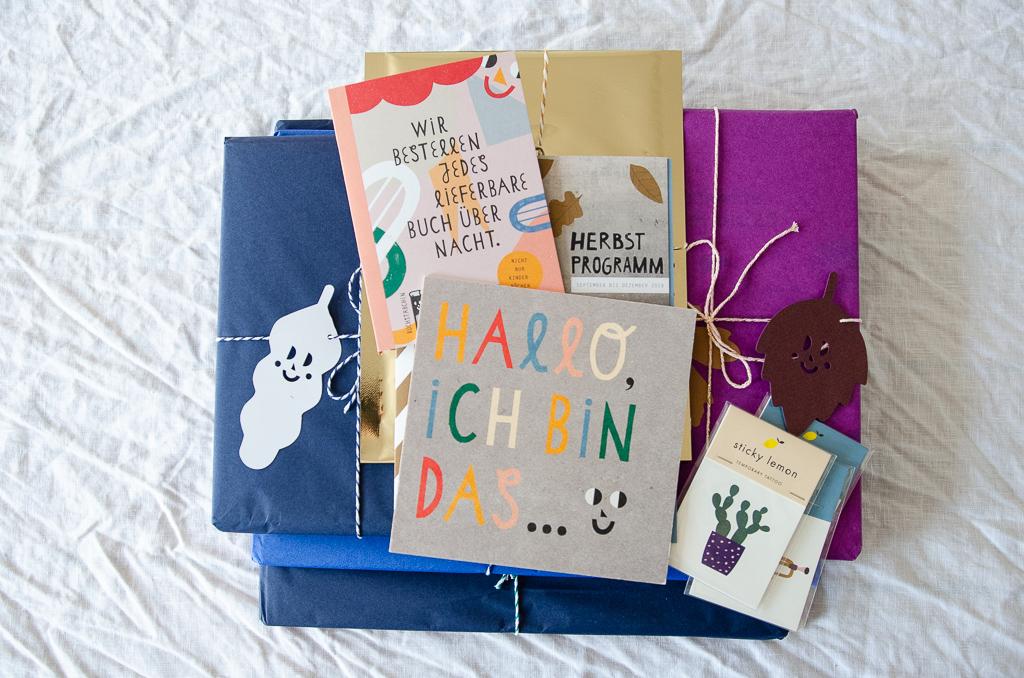 Wunderschöne Weihnachtsbücher für Kinder aus dem Buchladen Buchstäbchen aus Stuttgart