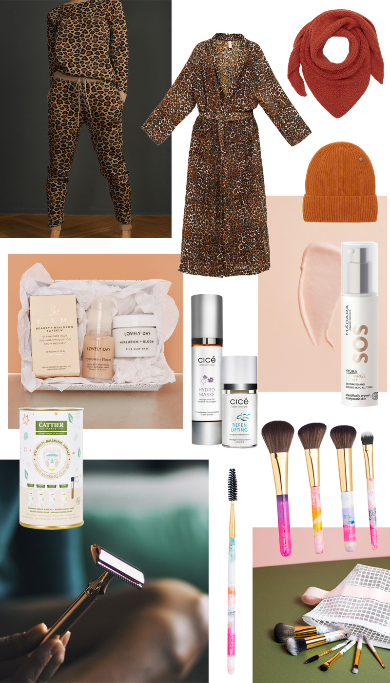 Dezember Wishlist Mama Must Haves Beauty und Fashion