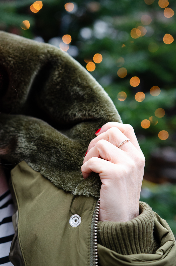 Mein Winter-Look mit Parka von Embassy of Bricks and Logs