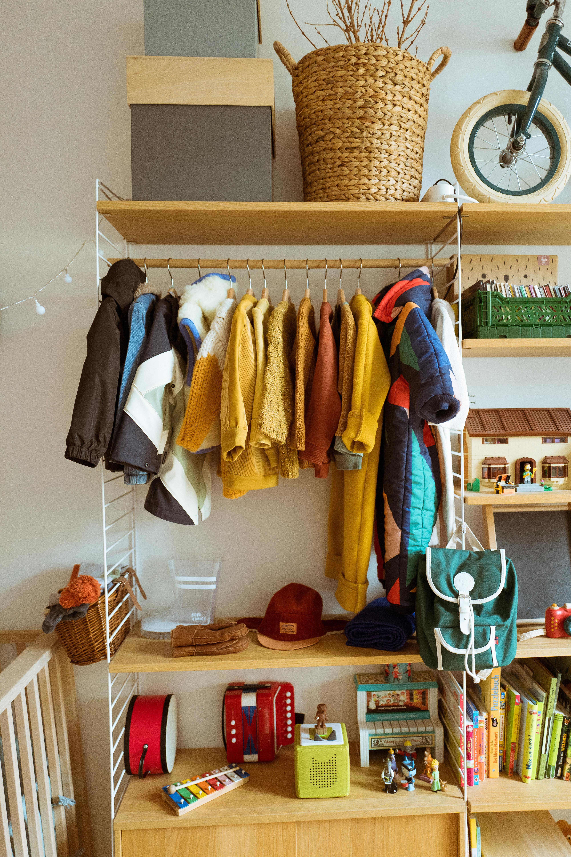 Lasst uns luschern - in den Kinderkleiderschrank von Martina @fraeiuleinmimmi