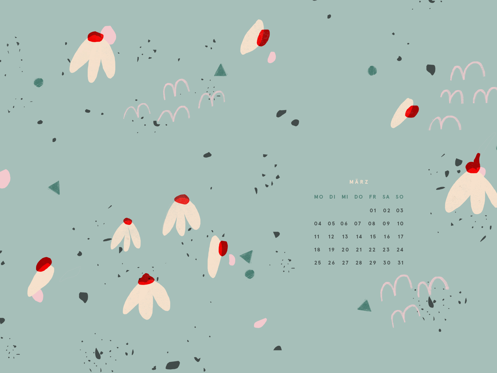 Free Desktop Wallpaper März 2019Free Desktop Wallpaper März 2019