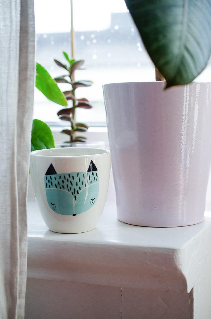 Meine Lieblingstassen für den morgendlichen Kaffee | Fuchstasse