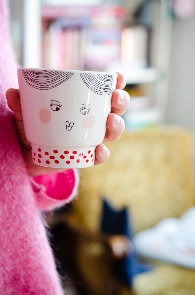 Meine Lieblingstassen für den morgendlichen Kaffee